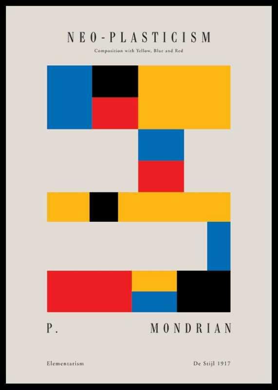 Mondrian Neo-0
