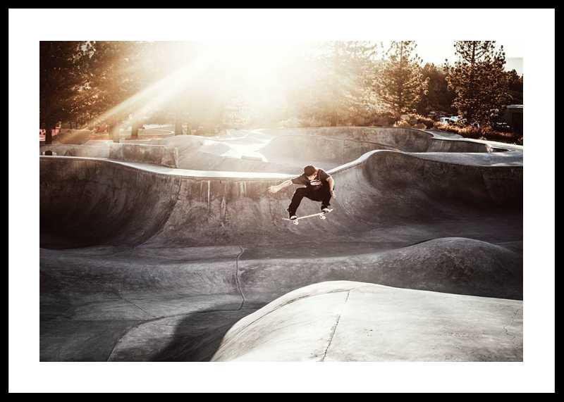 LA Skateboard Park
