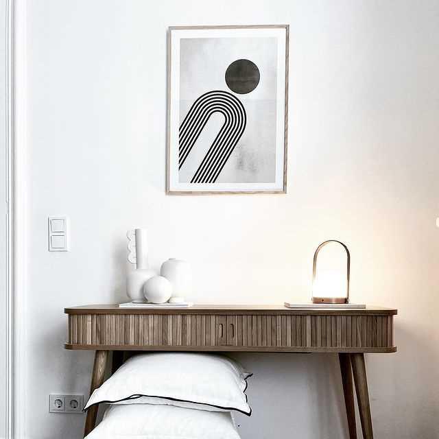 Combineer posters met je meubels