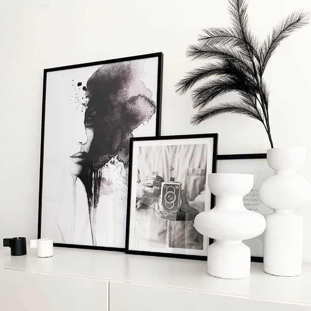 Stijlvol met zwart-wit